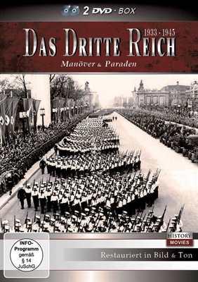 Das Dritte Reich - Manöver & Paraden, 2 DVDs
