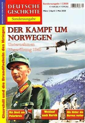 Deutsche Geschichte - Sonderausgabe 1/2020