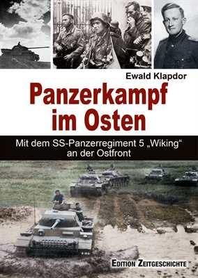 Klapdor, Ewald: Panzerkampf im Osten