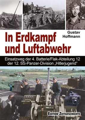 Hoffmann, Gustav: In Erdkampf und Luftabwehr