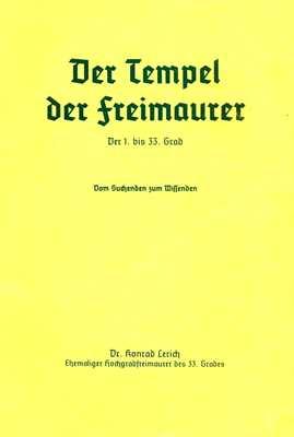 Lerich, Dr. K.: Der Tempel der Freimaurer