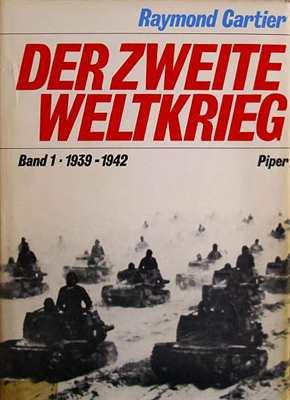 Cartier, Raymond: Der Zweite Weltkrieg (2 Bände.)