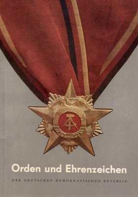Orden und Ehrenzeichen der DDR