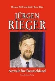 Wulff, Thomas / Rose, Detlev: Jürgen Rieger