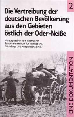 B.m.f.V.:Die Vertreibung der dt. Bevölkerung Bd.II