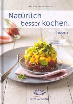 Schierz / Vallenthin: Natürlich besser kochen