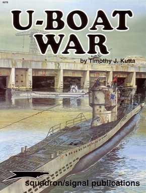 Kutta, Timothy J.: U-Boat War