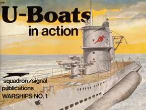 Stern, Robert C.: U-Boats in action