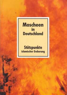 Mertensacker, Adelgunde: Moscheen in Deutschland