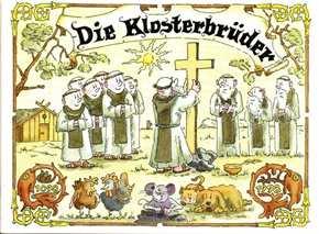 Tekla, Manfred: Die Klosterbrüder