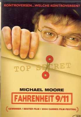 Moore, Michael: Fahrenheit 9/11, DVD