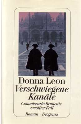 Leon, Donna: Verschwiegene Kanäle