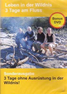 Leben in der Wildnis 3 Tage am Fluss DVD