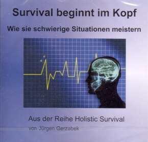 Survival beginnt im Kopf - Hörbuch  CD