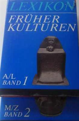 Herrmann, Joachim (Hrsg.): Lexikon früher Kulturen