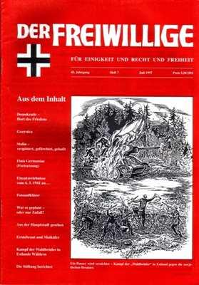 Munin Verlag (Hrsg.): Der Freiwillige Juli 1997