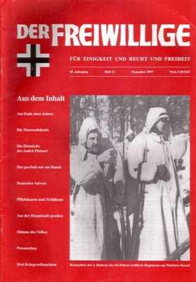 Munin Verlag (Hrsg): Der Freiwillige Dezember 1997