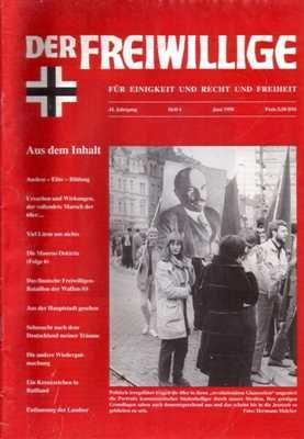 Munin Verlag (Hrsg.): Der Freiwillige Juni 1998
