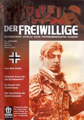 Munin Verlag (Hrsg.): Der Freiwillige Mai 2007