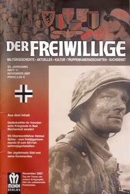 Munin Verlag (Hrsg): Der Freiwillige November 2007