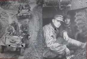 Foto-Mappe: Die deutschen Waffengattungen des 2.WK