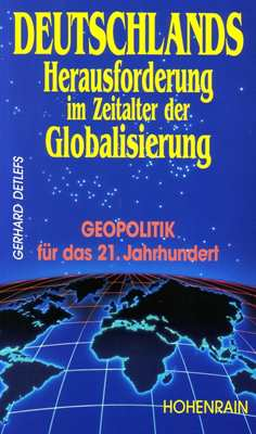 Detlefs, Gerhard: Deutschlands Herausforderung...