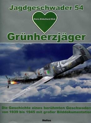 Bob, H.E.: Jagdgeschwader 54 - Grünherzjäger