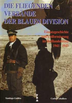 Die fliegenden Verbände der Blauen Division