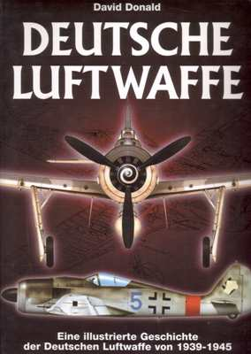 Donald, David: Deutsche Luftwaffe
