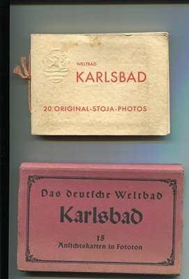 Das deutsche Weltbad Karlsbad Photos / Fototon
