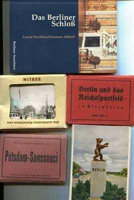 Potsdam-Sanssouci, Berlin und das Reichssportfest