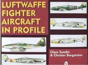Sundin/Bergström: Luftwaffe Fighter Aircraft