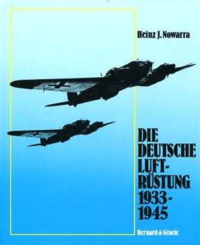Nowarra: Die deutsche Luftrüstung 1933-1945, Bd. 2