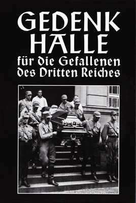 Weberstedt/Langner: Gedenkhalle für die Gefallenen