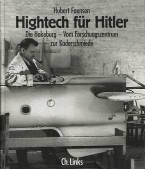 Faensen, Hubert: Hightech für Hitler