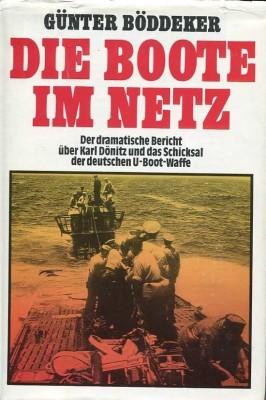 Böddeker, Günter: Die Boote im Netz